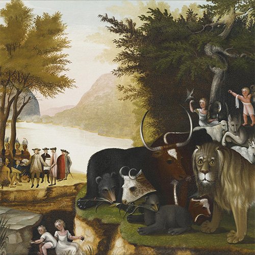 Hicks, Peaceable Kingdom