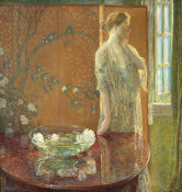 Childe Hassam - Spring Morning, 1909