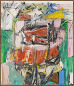 Willem de Kooning - Woman VI, 1953