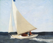 Edward Hopper - Sailing, 1911