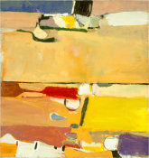 Richard Diebenkorn - A Day at the Race, 1953