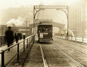H. Renzelman - (Bridge: Smithfield Street Bridge with Trolley) 1912