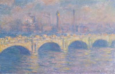 Claude Monet - Waterloo Bridge, 1903