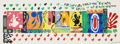 Henri Matisse - The Thousand and One Nights, 1950