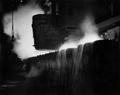 Luke Swank - (Industry - Making Steel), 1930-32